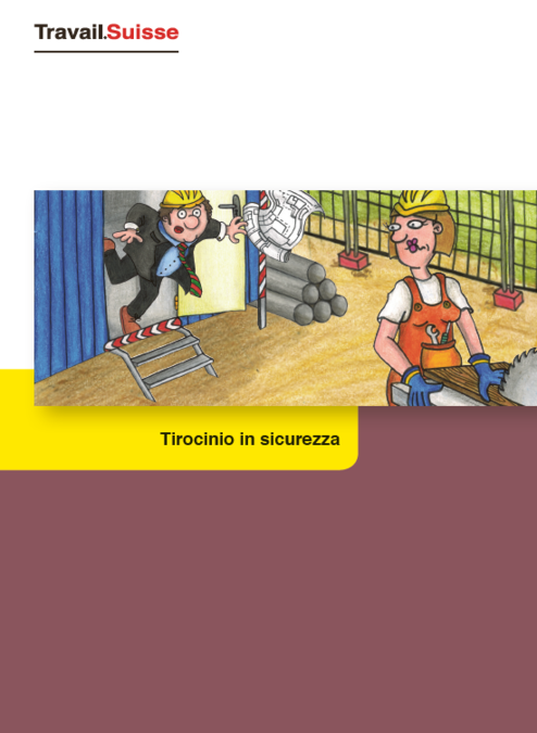 Tirocinio in sicurezza
